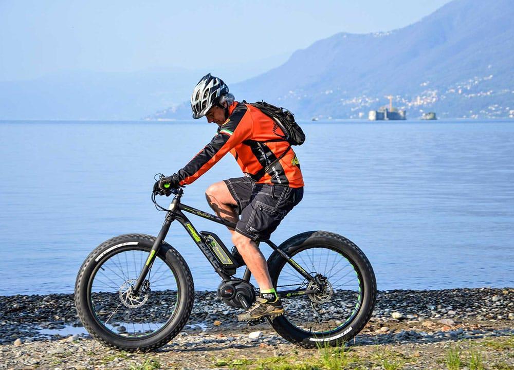 Radtouren am Lago Maggiore