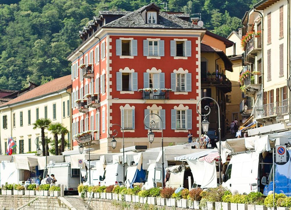 Aktivitäten in Cannobio