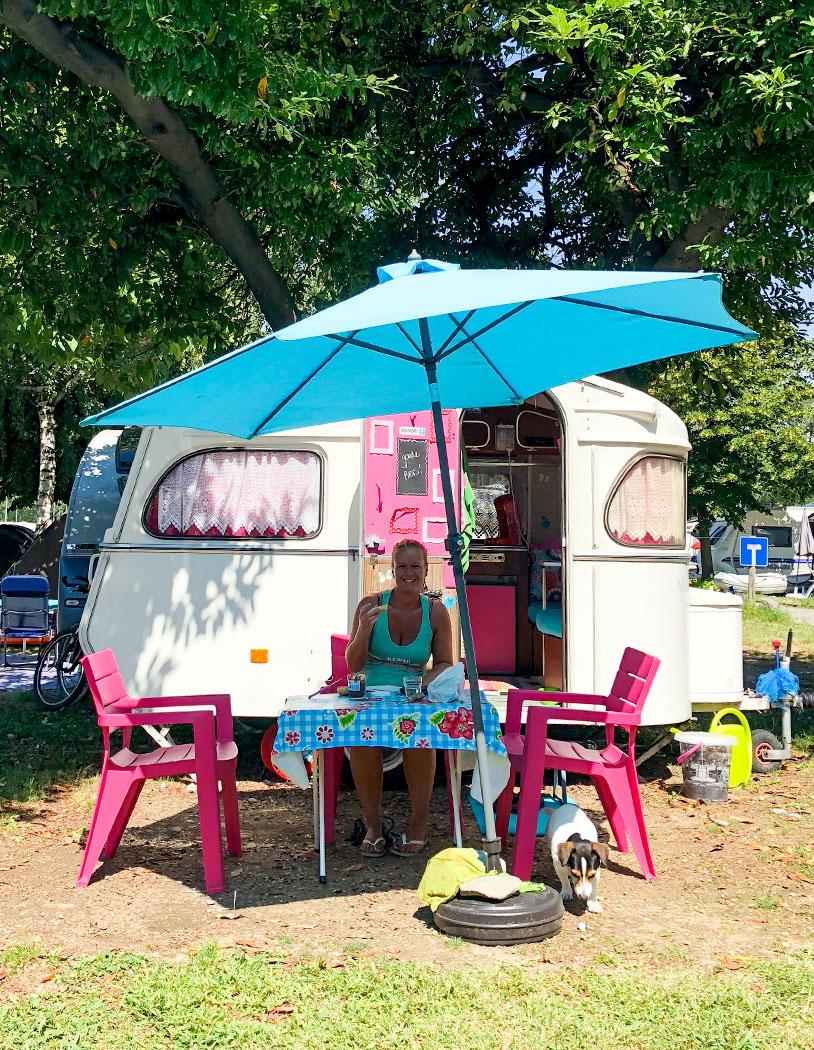 Campingplätze am Lago Maggiore