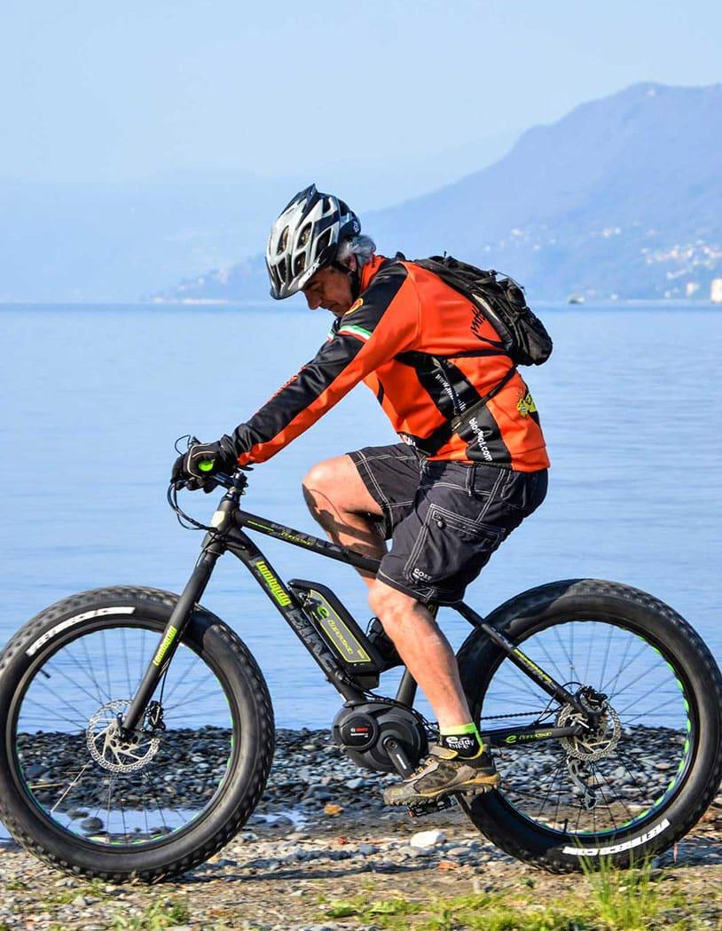 Fahrradtouren und routen um den Lago Maggiore