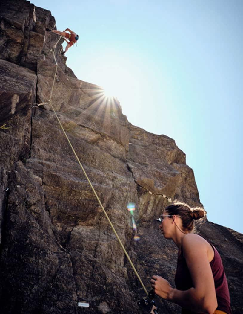 Klettern in Maccagno