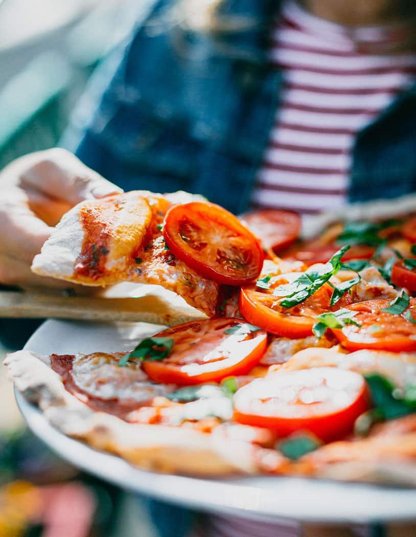 Pizza und Pasta am Lago Maggiore genießen