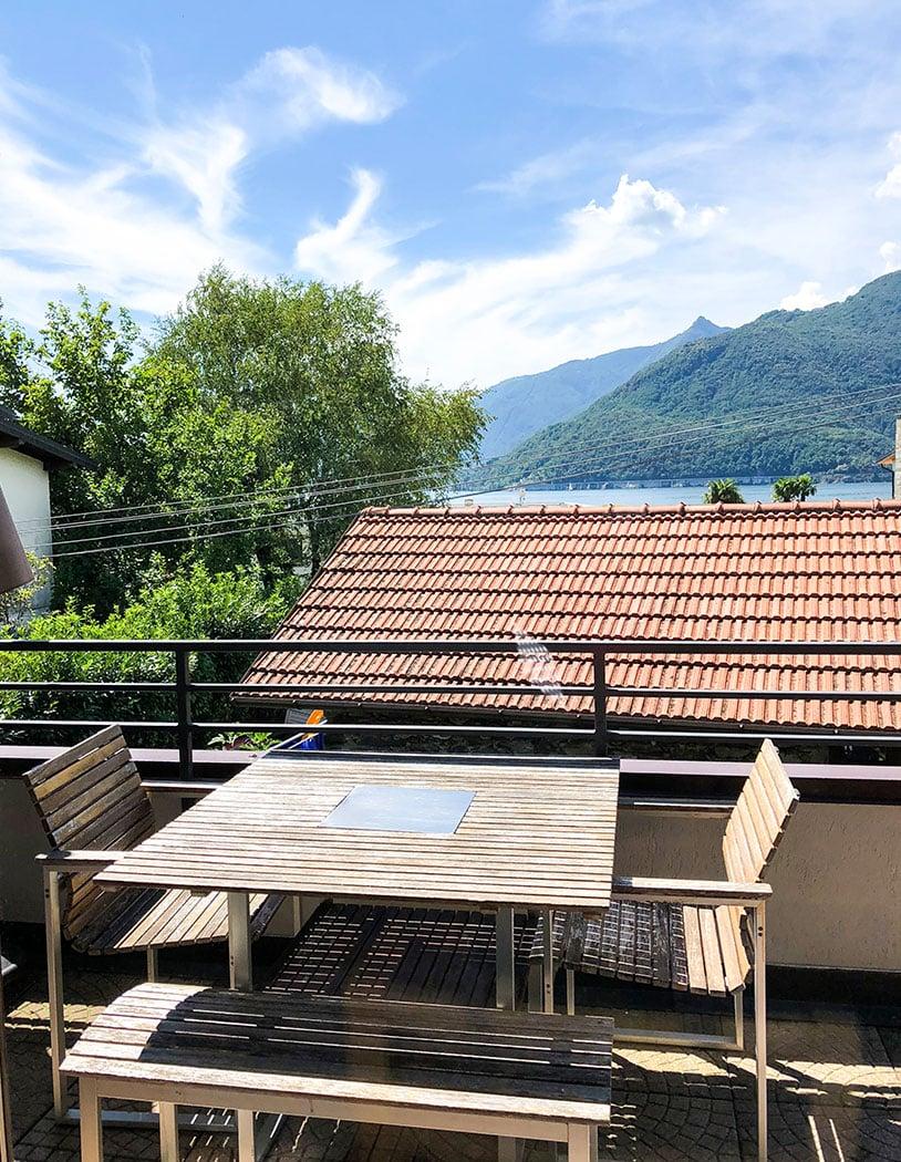 Casa Sabina – Balkon