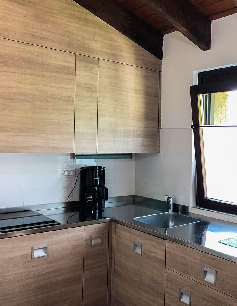Casa Sabina – Küche EG