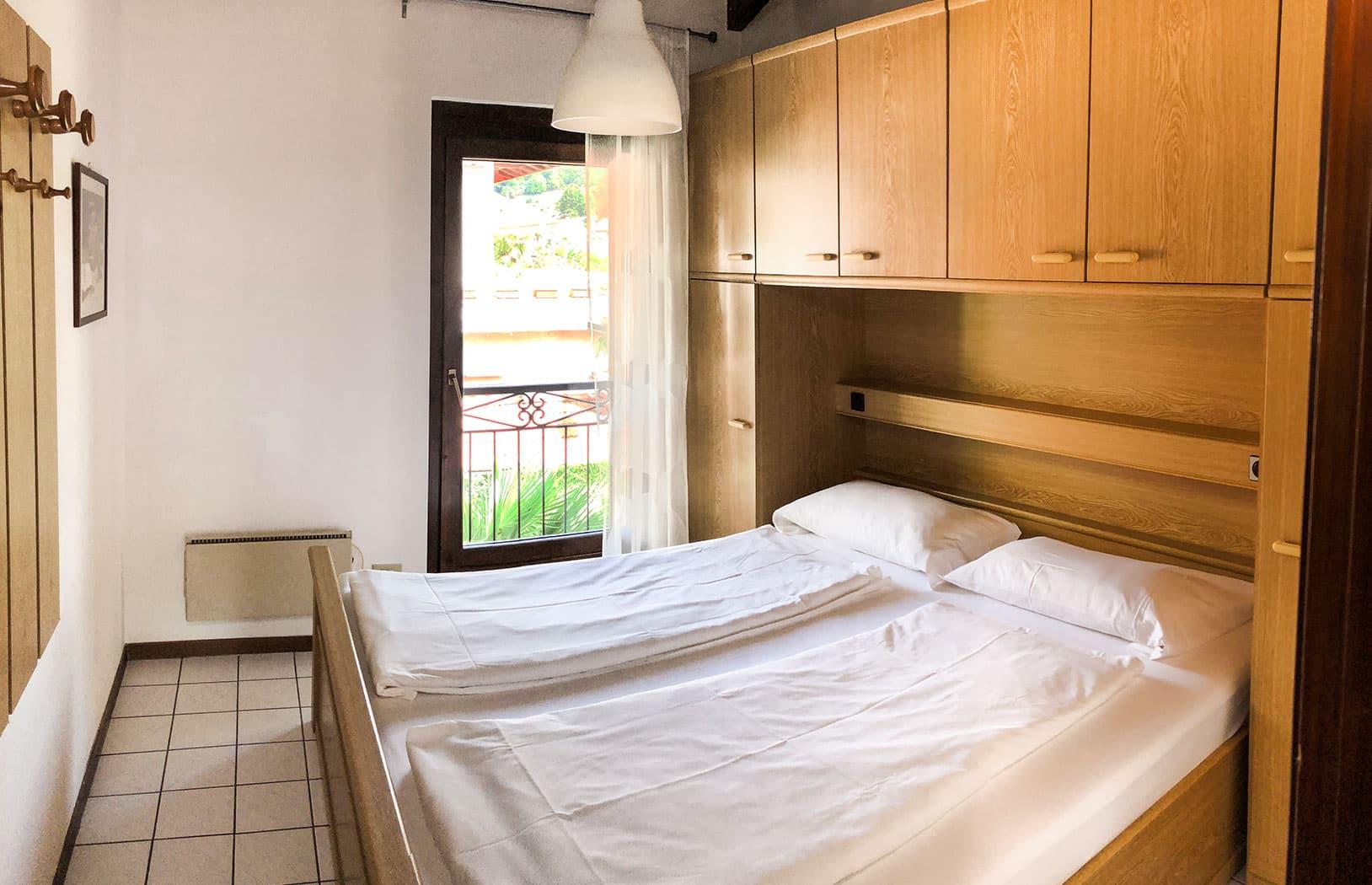 Casa Sabina – Schlafzimmer (Eltern)