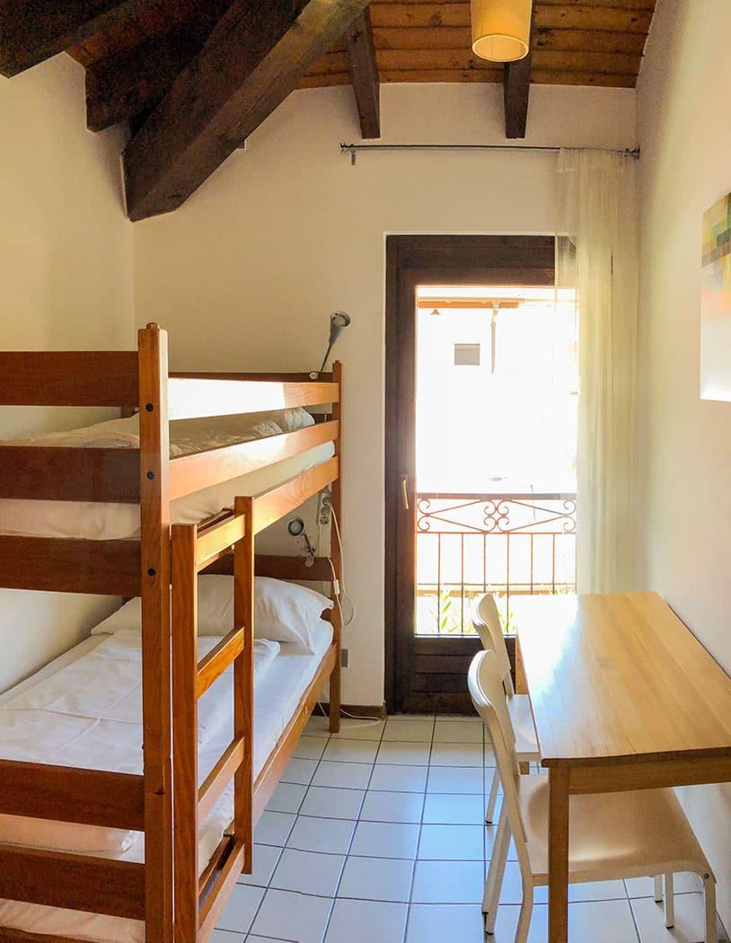 Casa Sabina – Schlafzimmer (Kinder)