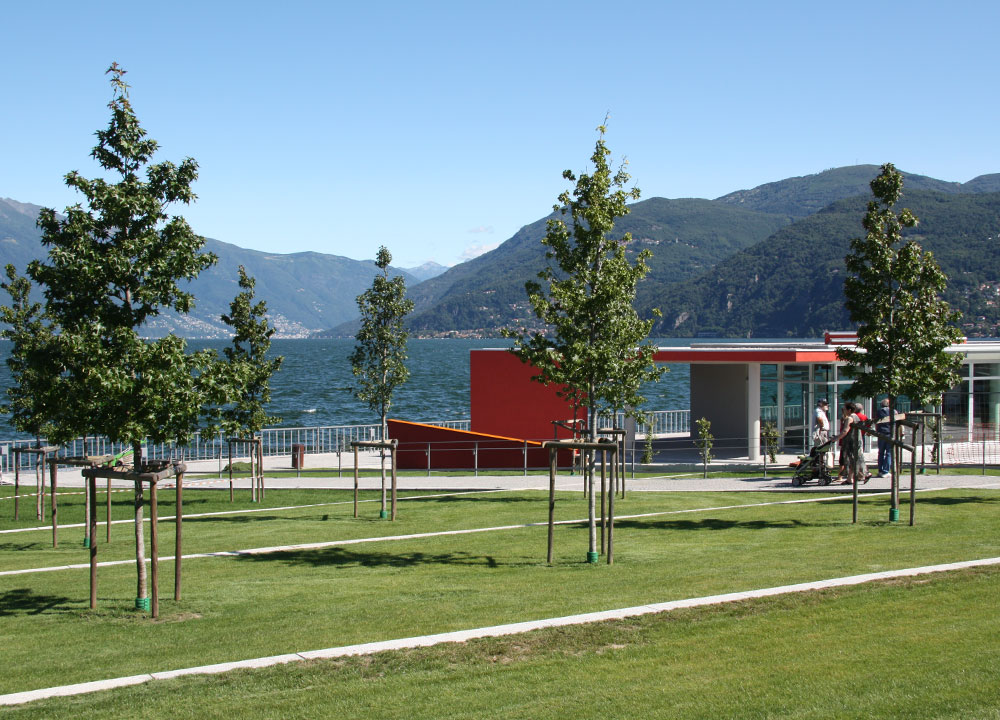 Aktivitäten in Luino