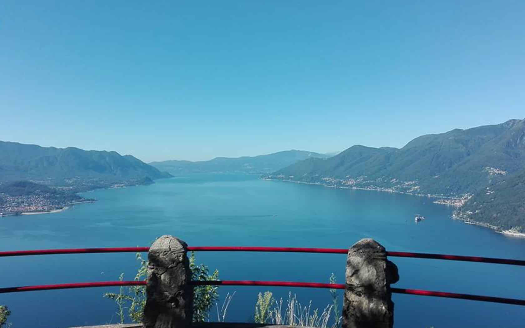 Boots Touren am Lago Maggiore