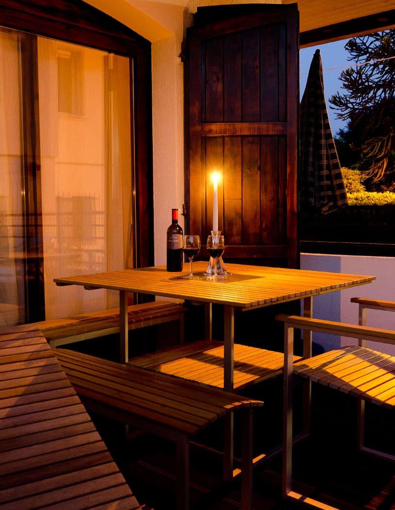 Entspannte Abende in der Ferienwohnung am Lago Maggiore