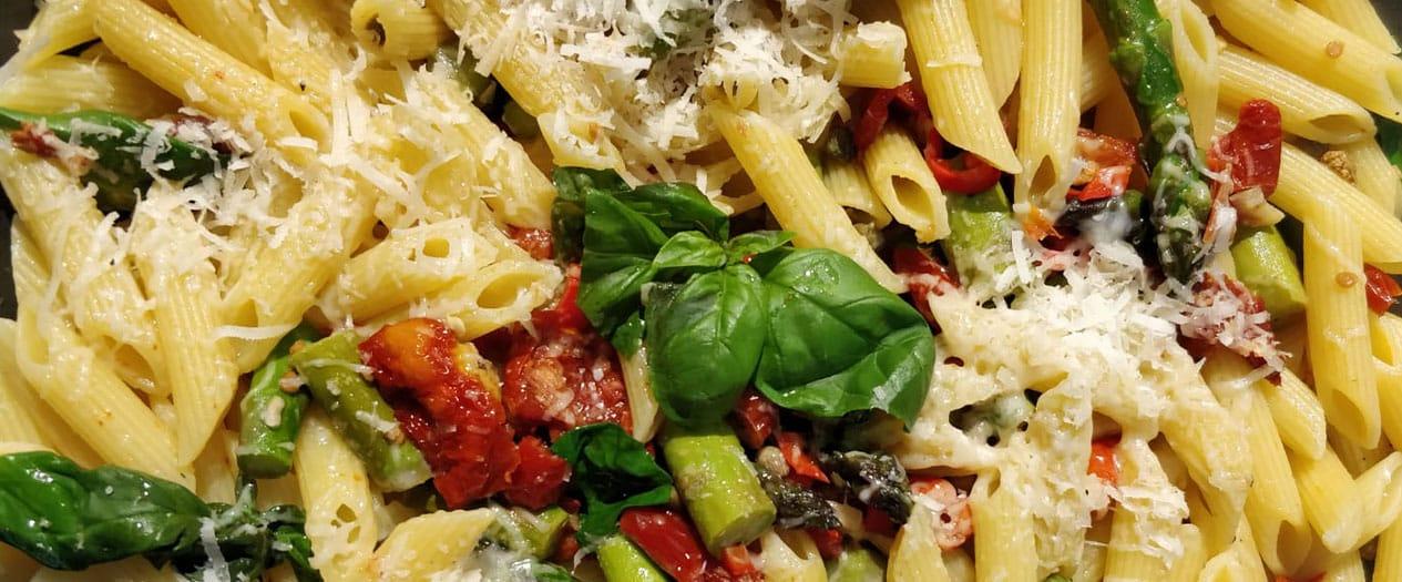 Essens Verkostungen in Italien