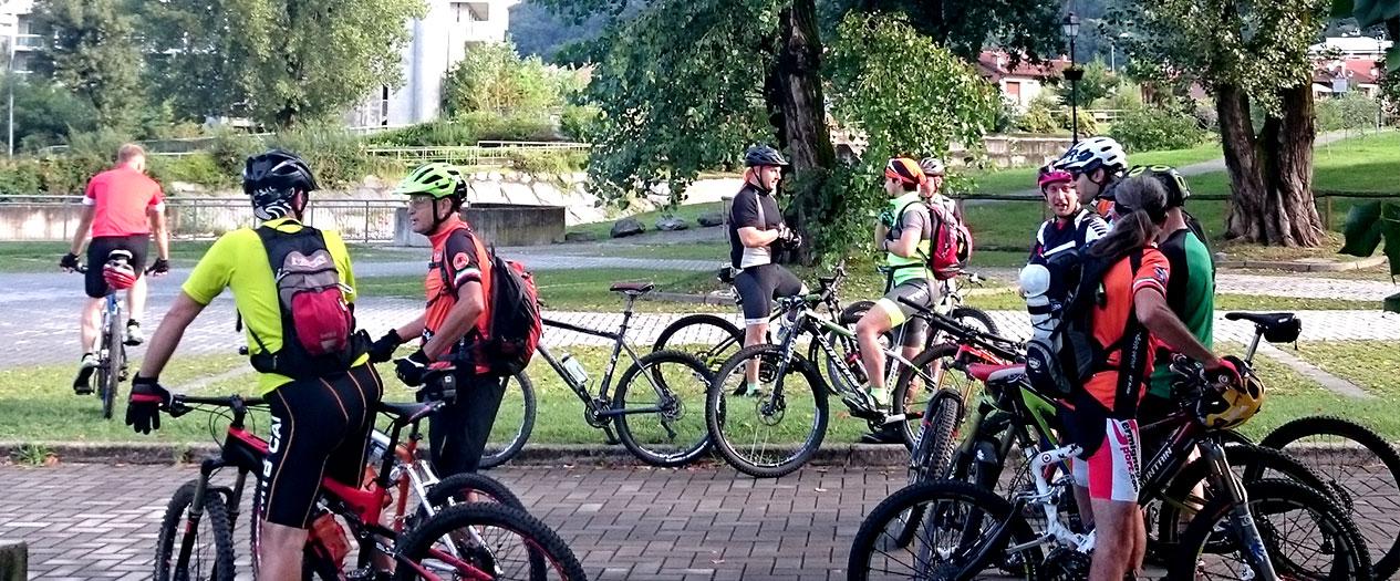 Fahrradtouren in Italien