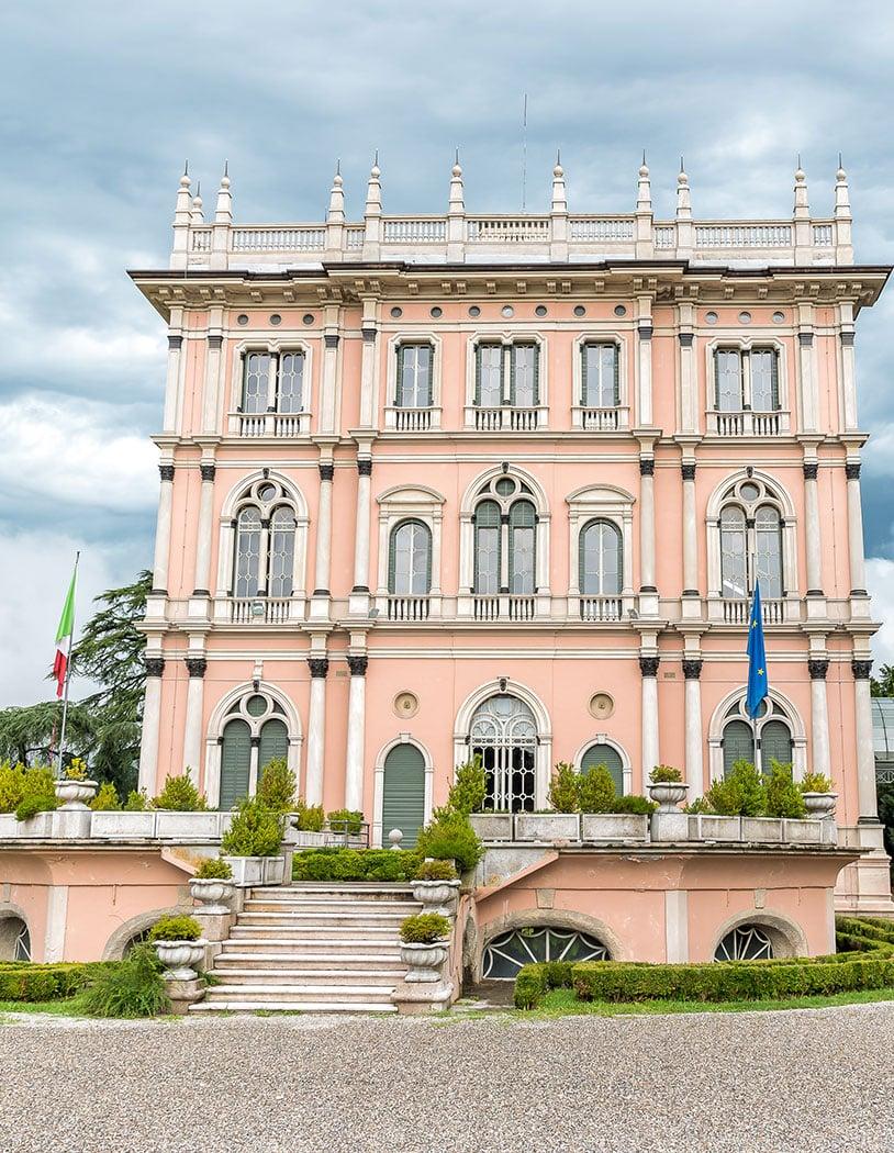 kulturelle Wahrzeichen in Varese