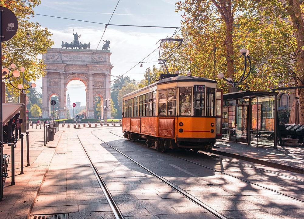 Mailand erkunden