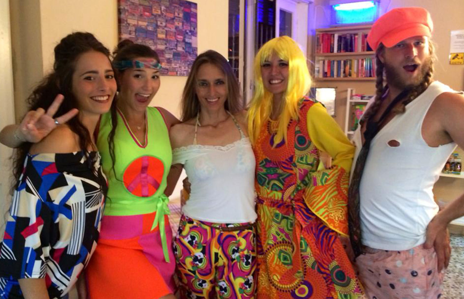 Tolle Partys am Lago Maggiore-feiern