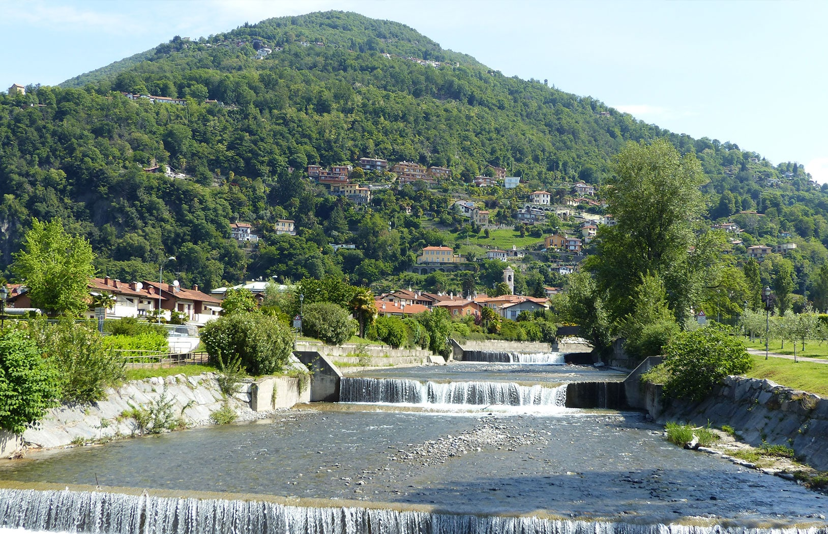 Camping in Nord Italien